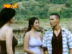 Asian vintage porn movie in topless cute cuban